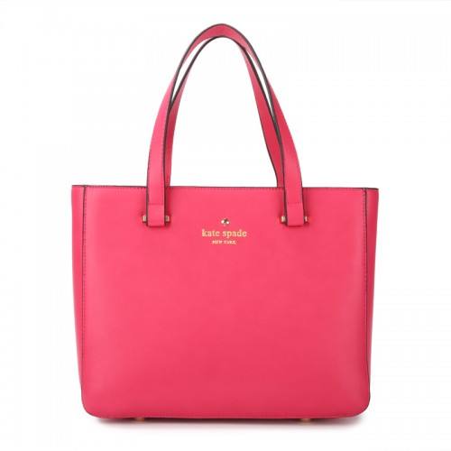 Kate Spade New York 2 Park Avenue Sweetheart Top Handle Bag Red