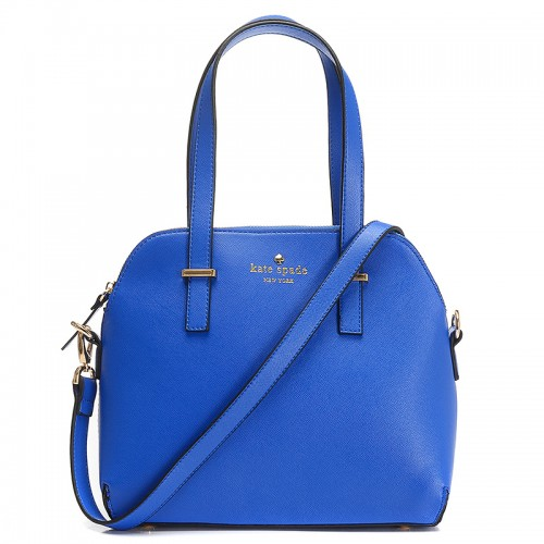 Kate Spade New York Cedar Street Maise Satchel Blue