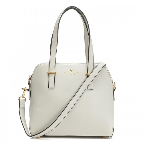 Kate Spade New York Cedar Street Maise Satchel White