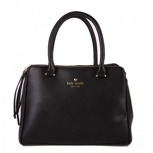 Kate Spade New York Charles Street Kensington Satchel Bag Black
