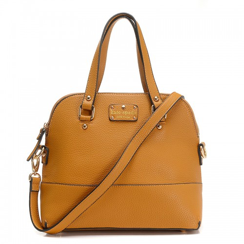 Kate Spade New York Satchel Grove Court Maise Brown