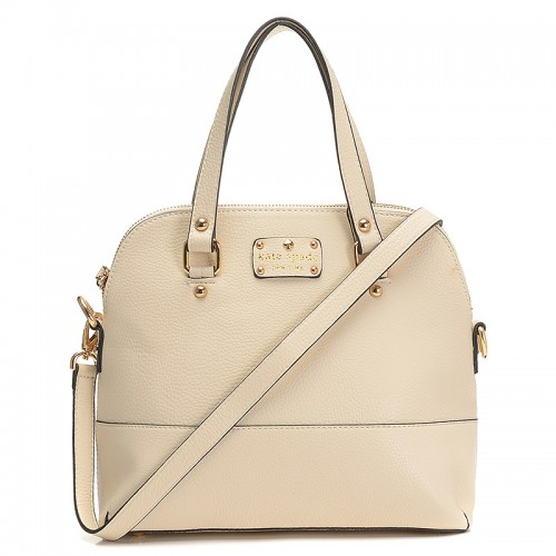 Kate Spade New York Satchel Grove Court Maise White