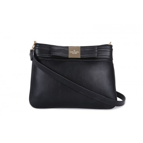 Kate Spade Primrose Hill Arica Black Leather Cross Body