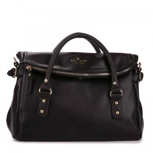 Kate Spade New York Cobble Hill Small Leslie Black