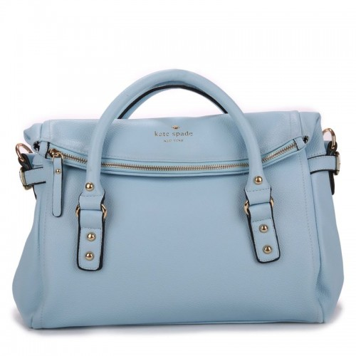 Kate Spade New York Cobble Hill Small Leslie Creamblue