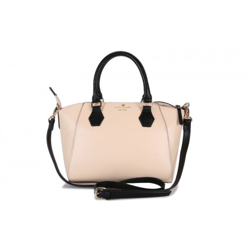 Kate Spade Catherine Street Pippa Leather Satchel French Babypin