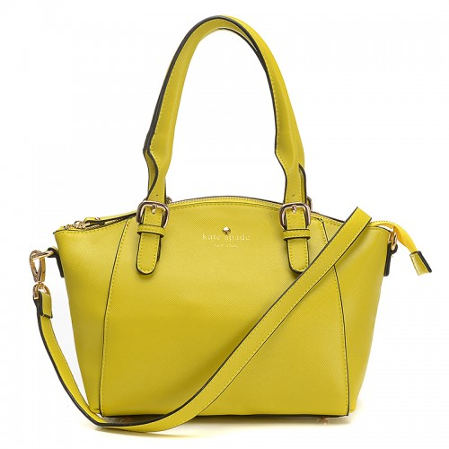 Kate Spade Charlotte Street Small Sloan Yellow