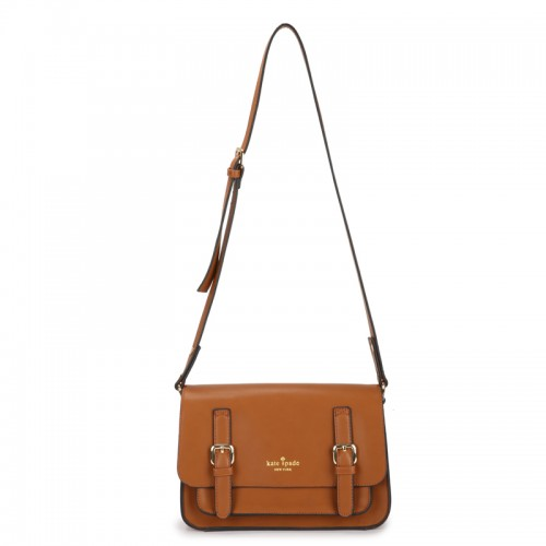 Kate Spade New York Allen Street Crossbody Bag Brown