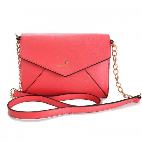 Kate Spade New York Cedar Street Monday Cross Body Handbag Red