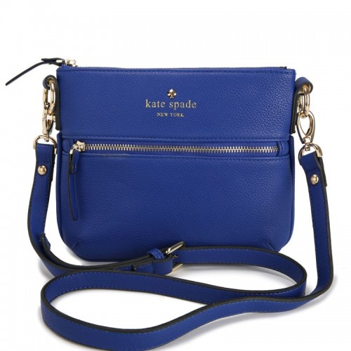 Kate Spade New York Cobble Hill Tenley Crossbody Leather Bag Dee