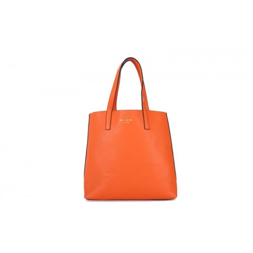 Kate Spade New York Henry Lane Lulu Tote Bag Orange