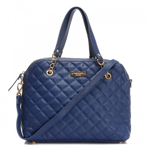 Kate Spade New York Sedgwick Place Phoebe Tote Bag Blue