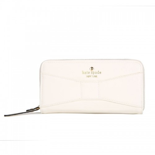Kate Spade New York Lacey Wallet White