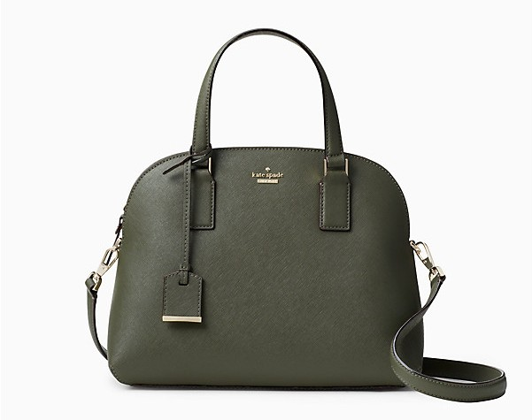 Kate Spade New York Cameron Street Maise Leather Shoulder Bag Ol