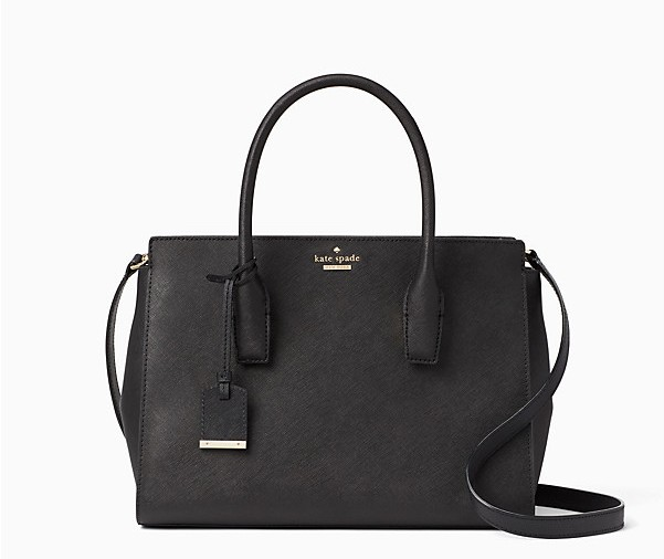 Kate Spade Make it Mine Candace Womens Convertible Bags Black