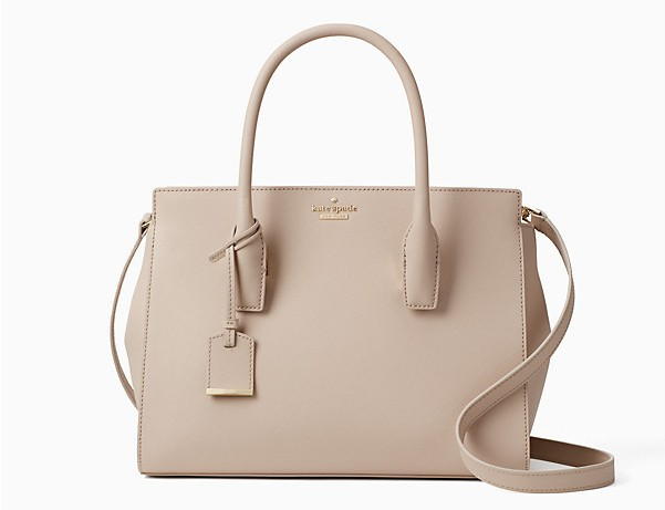 Kate Spade Make it Mine Candace Womens Convertible Bags Tusk