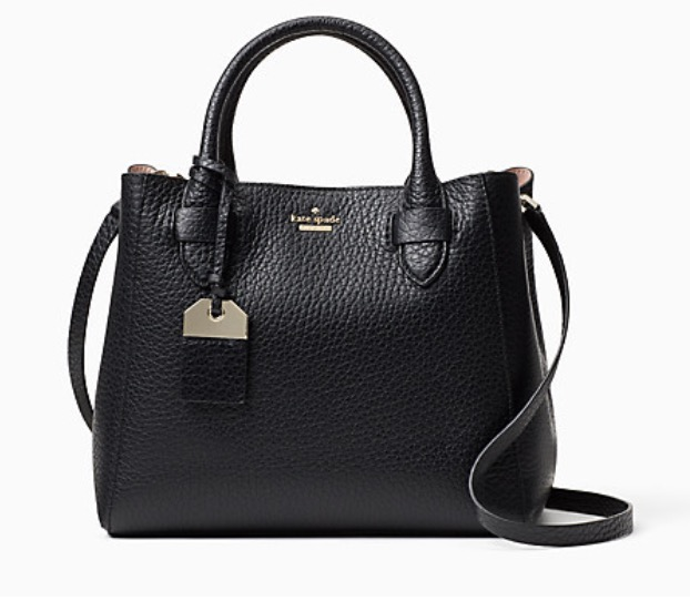 Kate Spade Women's Carter Street Devlin Black